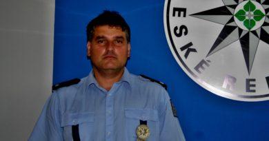 Martin Černý - Koordinátor detašovaného pracoviště Mělník Oddělení pobytové kontroly, pátrání a eskort Odboru cizinecké Policie Středočeského kraje.
