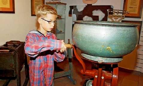 Muzeum másla v Máslovicích