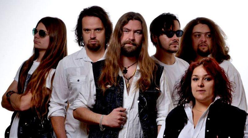 Teplická kapela Blue Rocket.