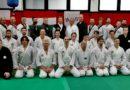 Zástupci sportovního oddílu Hapkido Mělník na semináři vItálii