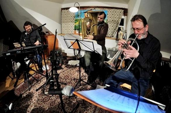 Jan Spálený Trio - zdroj: www.janspaleny.cz