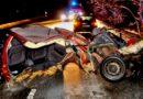 Loni na silnicích na Mělnicku zemřelo deset lidí