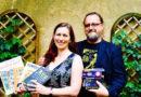 Setkání se spisovatelskou dvojící vbrandýské knihovně