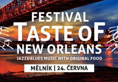 Festival Taste of New Orleans míří do Mělníka