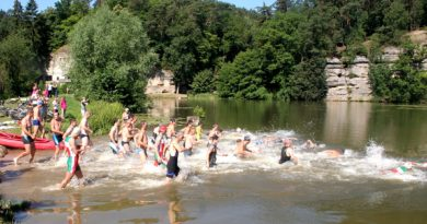 kokořín- triatlon