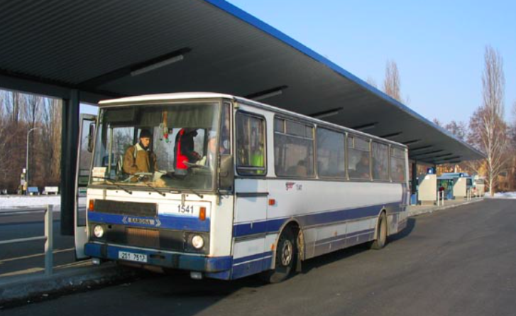Autobus Mělník
