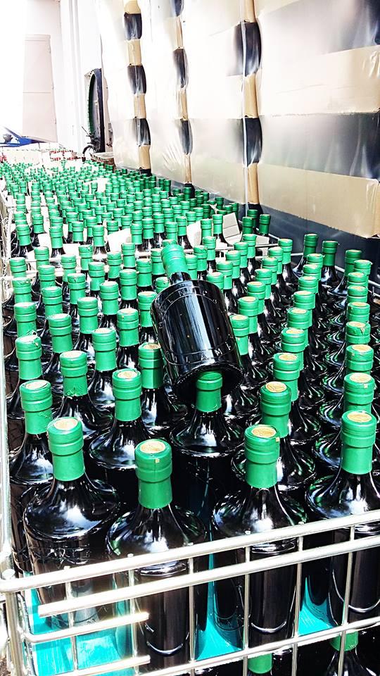 mělník-víno láhve2