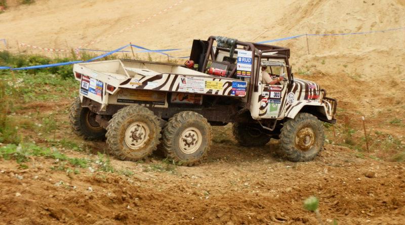slaný-truck