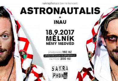 Král alternativního hip hopu ASTRONAUTALIS na Mělníku