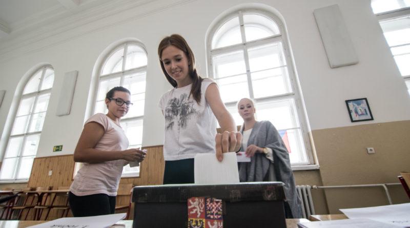 Foto Studentské volby