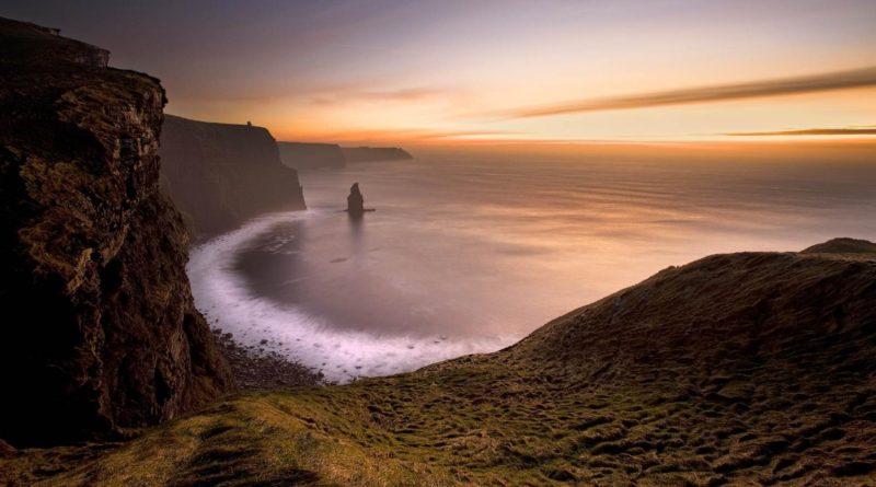 irská krajina