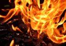 Požár, při kterém ve Veltrusech zemřel muž, způsobila nedbalost