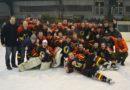 HC Junior Mělník vyhrál základní část Krajské ligy a jde do čtvrtfinále