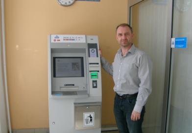 Po rekonstrukci pošty bude vTišicích i bankomat