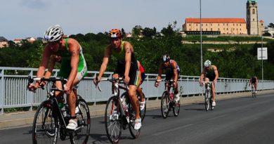 Triathlon Mělník 2018