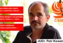 JUDr. Petr Kowanda: NÁŠ MĚLNÍK