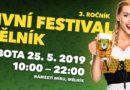 Mělnické náměstí opět ožije Pivním festivalem