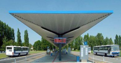 Hledá se zhotovitel autobusového terminálu