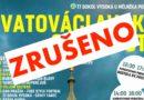 Ve Vysoké se ruší Svatováclavské slavnosti