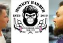 Dámské i pánské kadeřnické studio Knově nabízí netradiční zážitek pro pravé gentlemany – Monkeybarber shop
