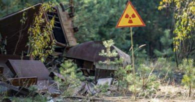 Černobyl očima fotografa