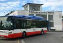 Autobusové nádraží je otevřeno