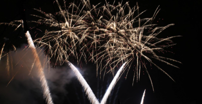 Novoroční ohňostroj zrušen
