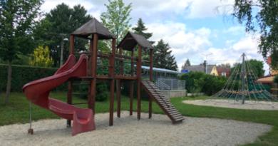 Zpřístupnění dětských hřišť