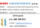 KRBY – KLIMATIZACE s.r.o.
