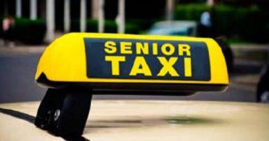 """""""Senior taxi"""" poskytne bezpečnou cestu knezbytným účelům"""