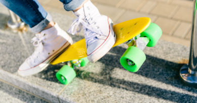 V Mělníku se plánuje nový skate-park