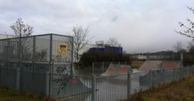 Skatepark za Tescem se ruší