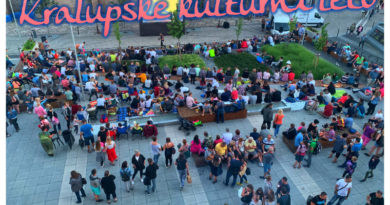 """Kulturní léto nahradí tradiční """"Dny Kralup"""""""
